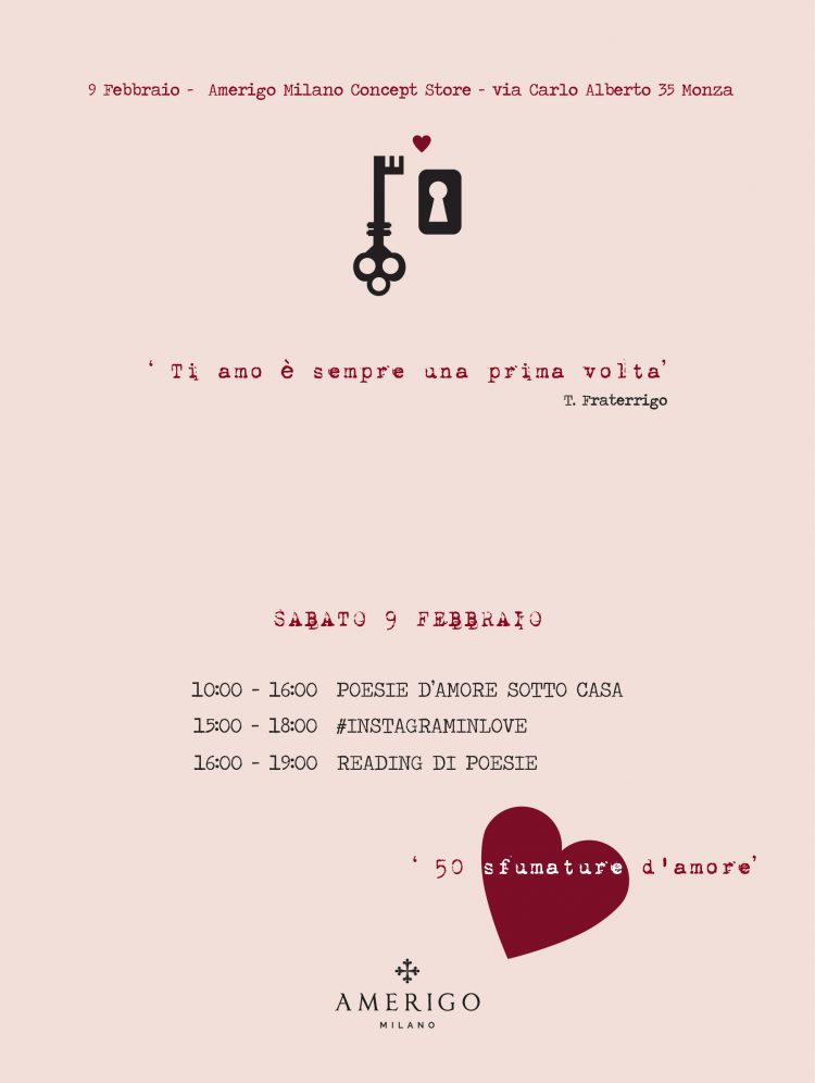 A Monza Poesie D'Amore 1
